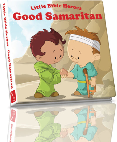 Little Bible Heroes - Good Samaritan