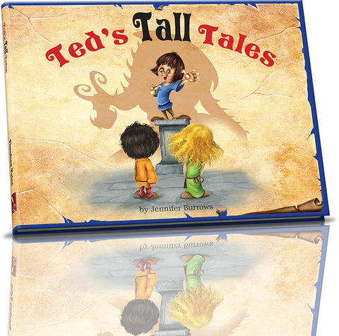 Timeless Tales - Ted's Tall Tales