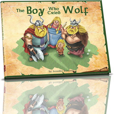 Timeless Tales - The Boy Who Cried Wolf