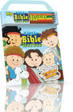 Little Bible Heroes - Activity Pad