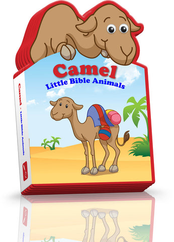 Little Bible Animals - Camel