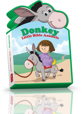 Little Bible Animals - Donkey