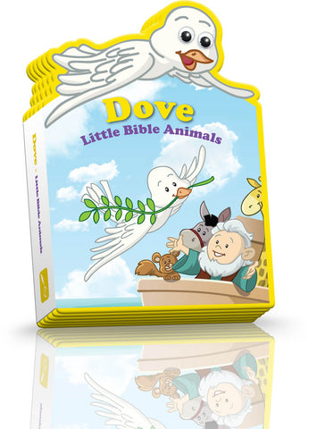 Little Bible Animals - Dove