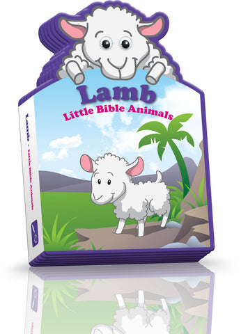 Little Bible Animals - Lamb
