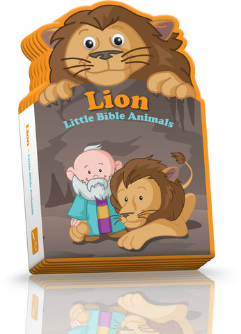 Little Bible Animals - Lion