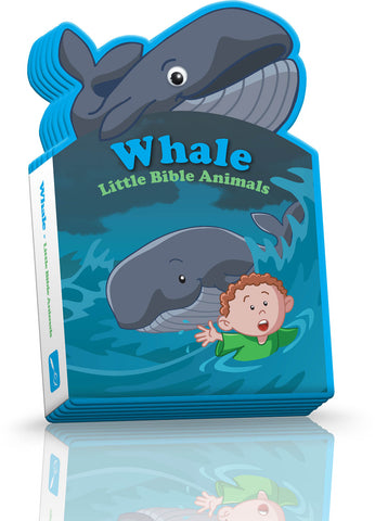 Little Bible Animals - Whale