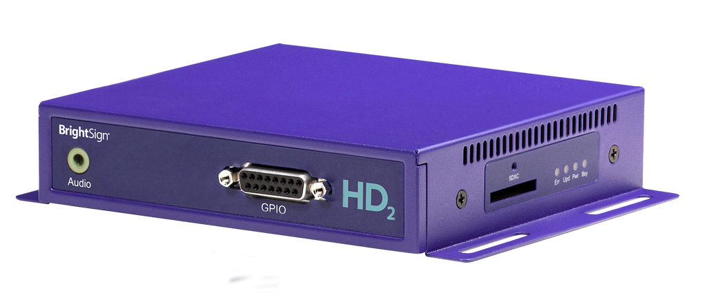 Brightsign HD222 Digital Signage Player & App