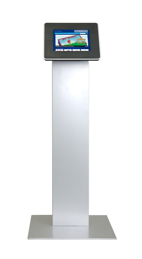 Exquisite Stand Alone Tablet Kiosk