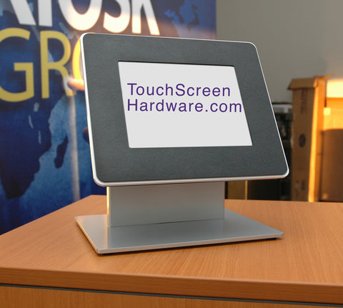 Exquisite CounterTop Ipad Kiosk
