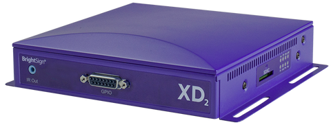 Brightsign XD232 Digital Signage Player & App