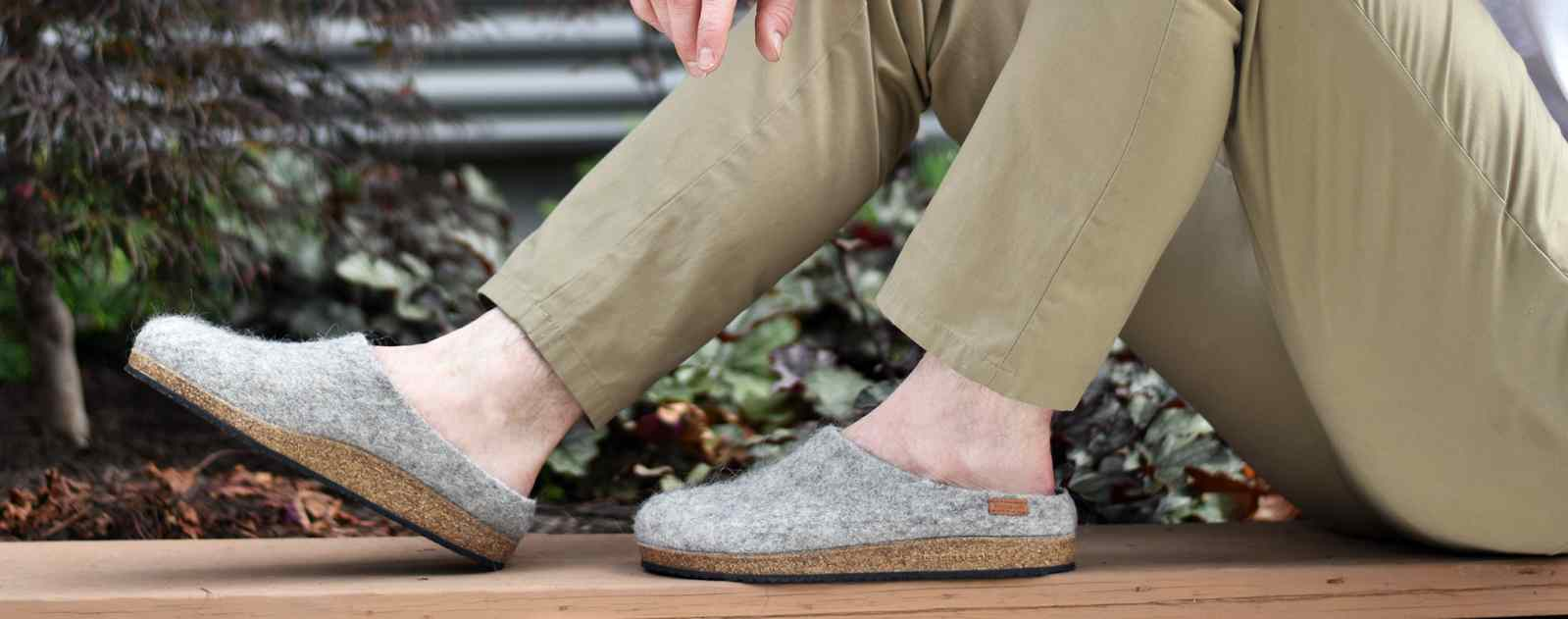 5 Reasons Why Every Guy Needs a Pair of Wool Clogs