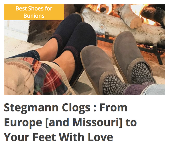 Barking Dog Shoes Stegmann Clogs Review