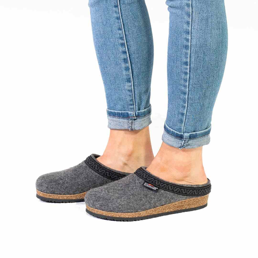 Women's Original 108 Wool Clog - Euro (Wide) Fit