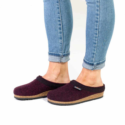 Women's Original 108 Wool Clog - Euro Fit