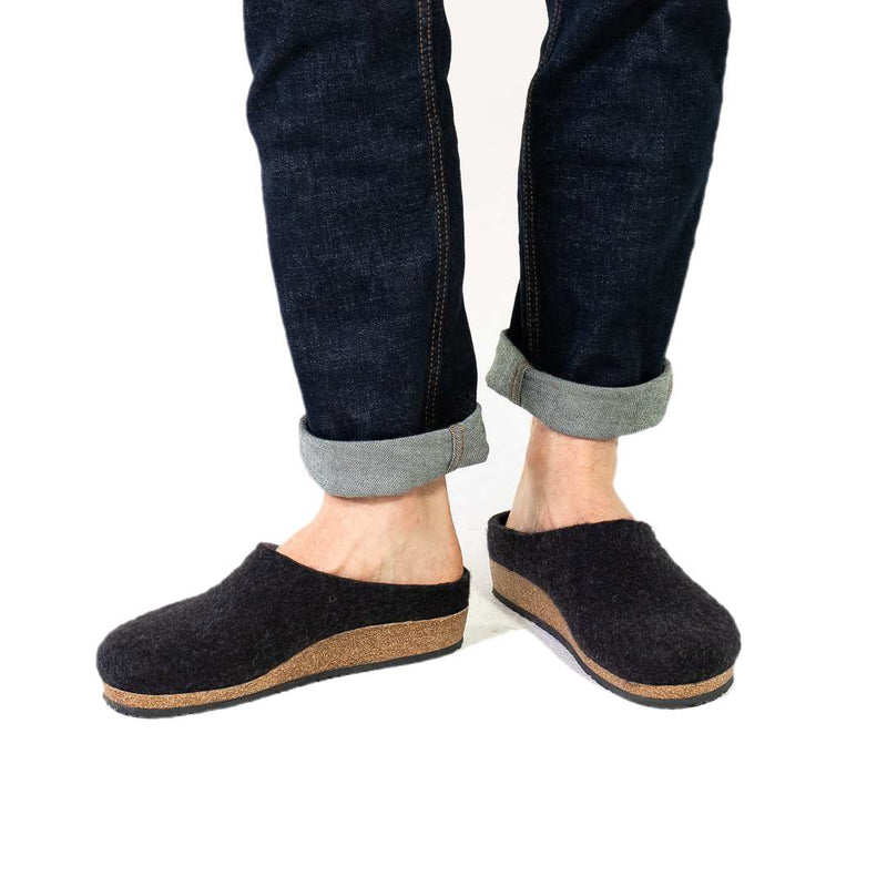 Men's Essenz Wool Clog