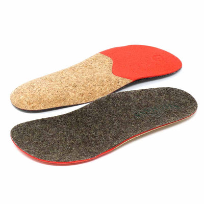 Women's Halstatt Wool Lined Leather Clog