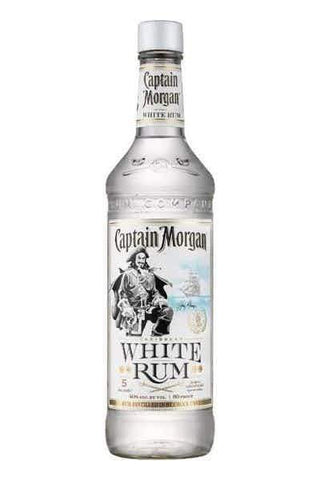 Captain Morgan White Rum (750ml)