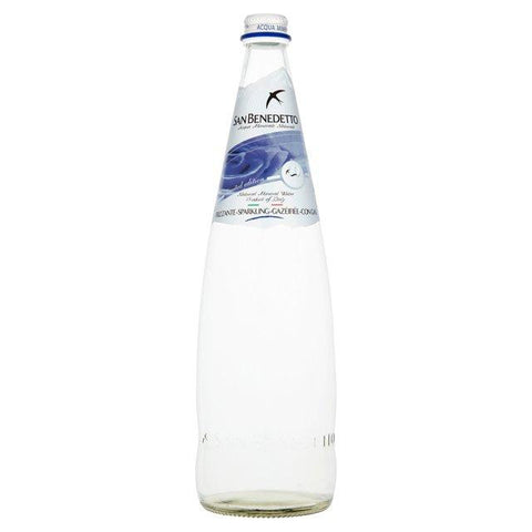 San Benedetto Natural Mineral Water Sparkling (750ml)