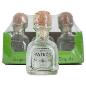 Patròn Tequila Blanco (50ml)