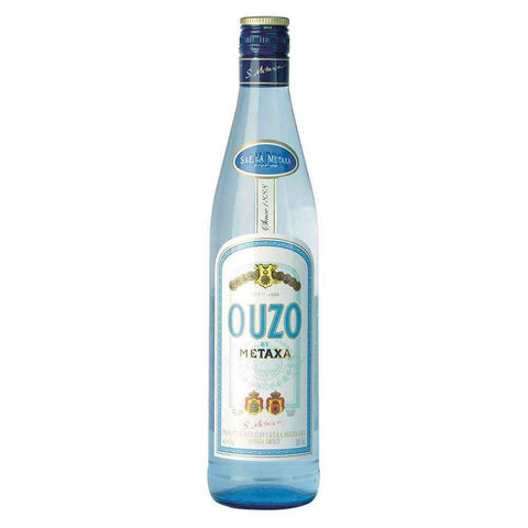 Metaxa Kosher Ouzo Anise Liqueur (750ml)