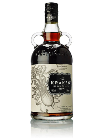 Kraken Black Spiced Rum (750ml)