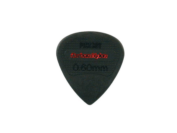 0.60 mm. plectra, carbon graphite, 12-pack