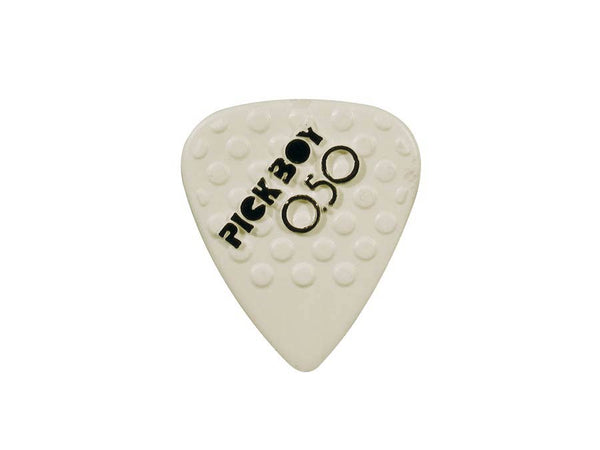 0.50 mm. plectra, ceramic, 12-pack