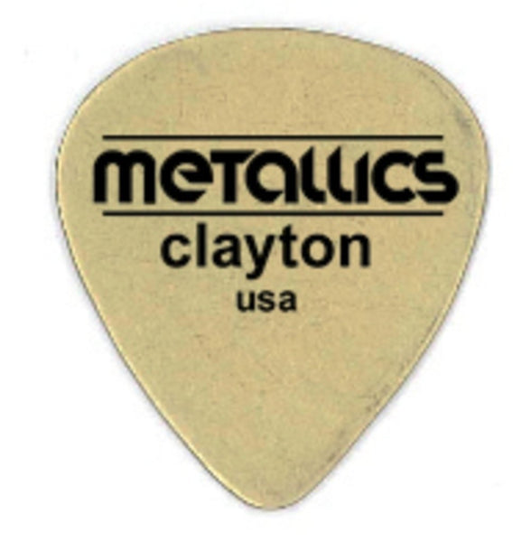 Plectrum Metallics