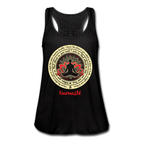 NAMASTE WE ARE ONE Women's Flowy Tank Top by Bella - SP-YogaStatement.com