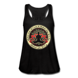 WHATEVER COMES Women's Flowy Tank Top by Bella - SP-YogaStatement.com