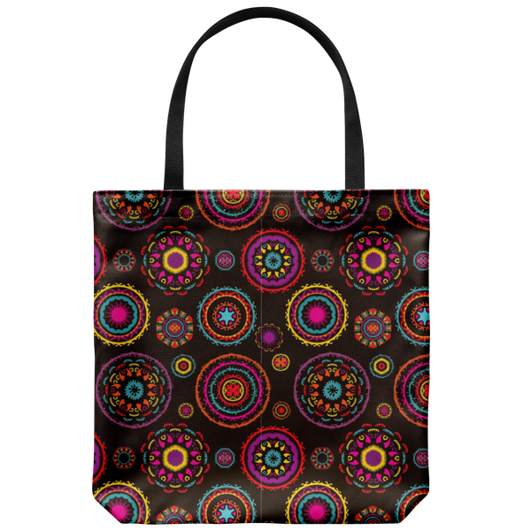 "Yoga Art Tote Bag 18"" X 18"" - CONCERT-YogaStatement.com"