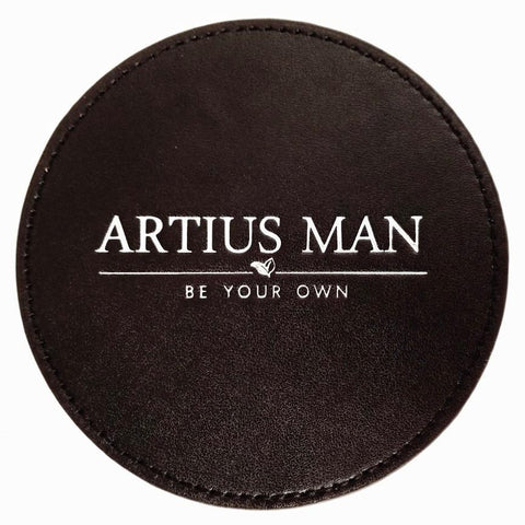 "Artius Man ""Be Your Own"" Coasters 2 Pk - Artius Man"