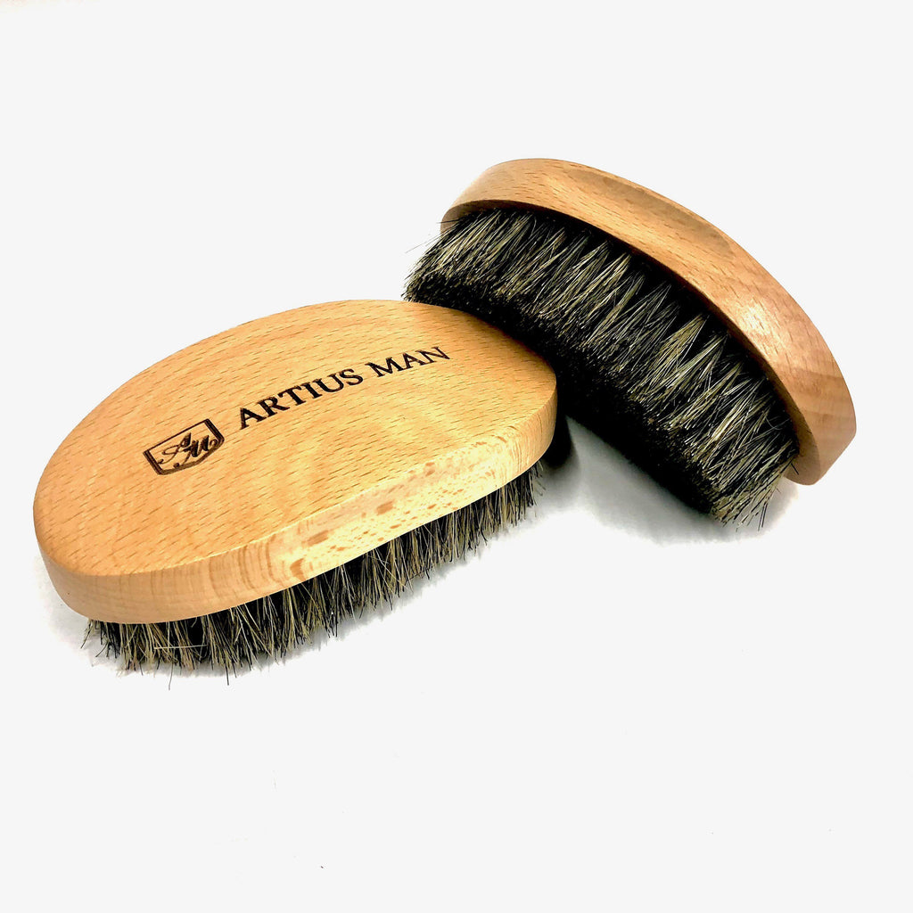 Handmade Beard Brush - Artius Man