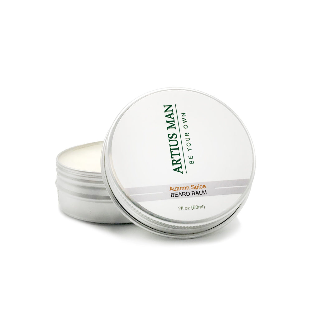Autumn Spice Beard Balm - 2 OZ. - Artius Man