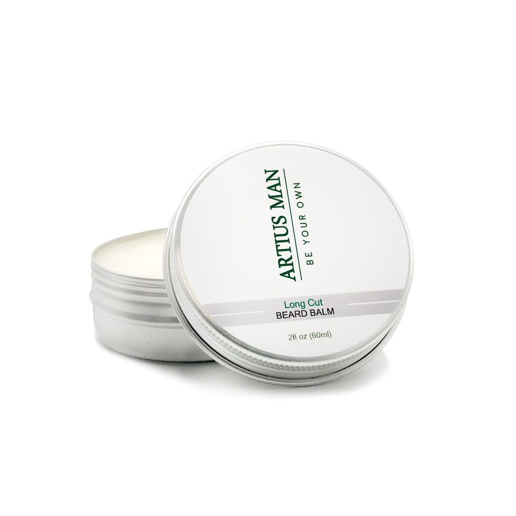 Long Cut Beard Balm - Artius Man
