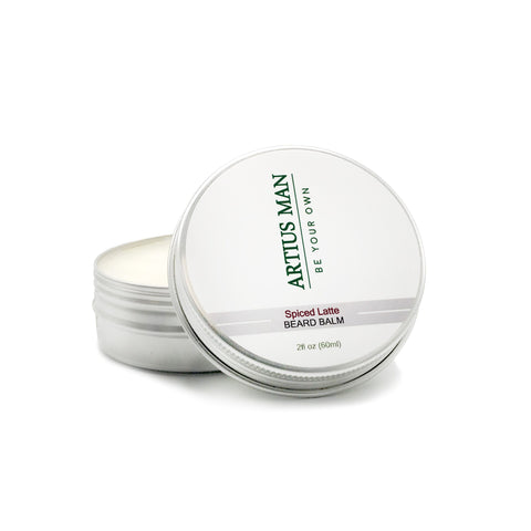 Spiced Latte Beard Balm - Artius Man