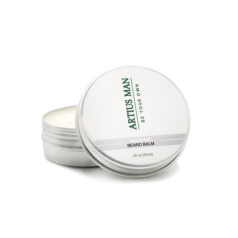 Unscented Beard Balm - Artius Man