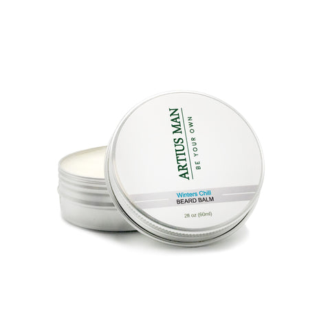 Winter's Chill Beard Balm - Artius Man