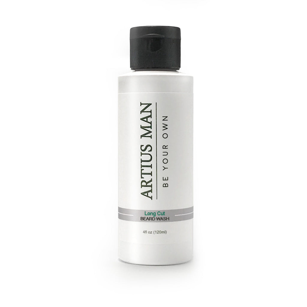 Long Cut Beard Wash - Artius Man