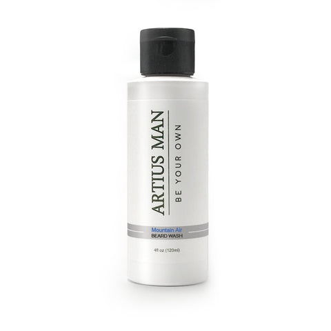 Mountain Air Beard Wash - Artius Man