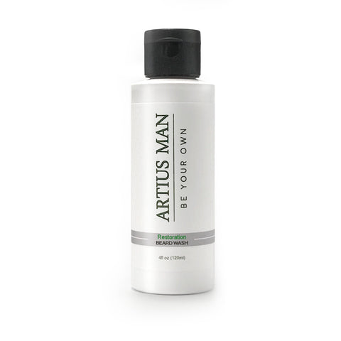 Restoration Beard Wash - Artius Man