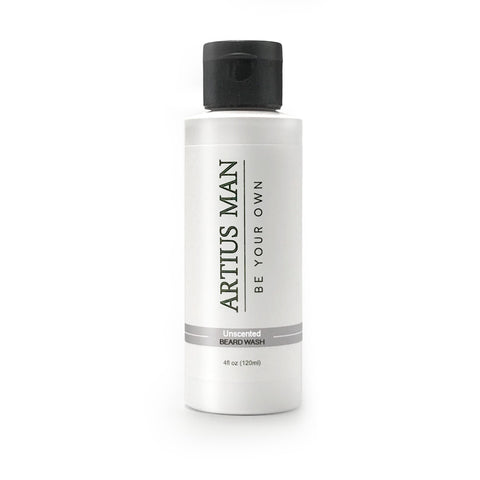 Unscented Beard Wash - Artius Man