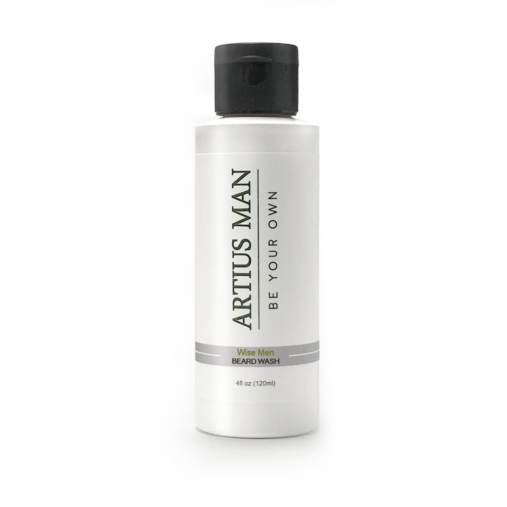Wise Men Beard Wash - Artius Man