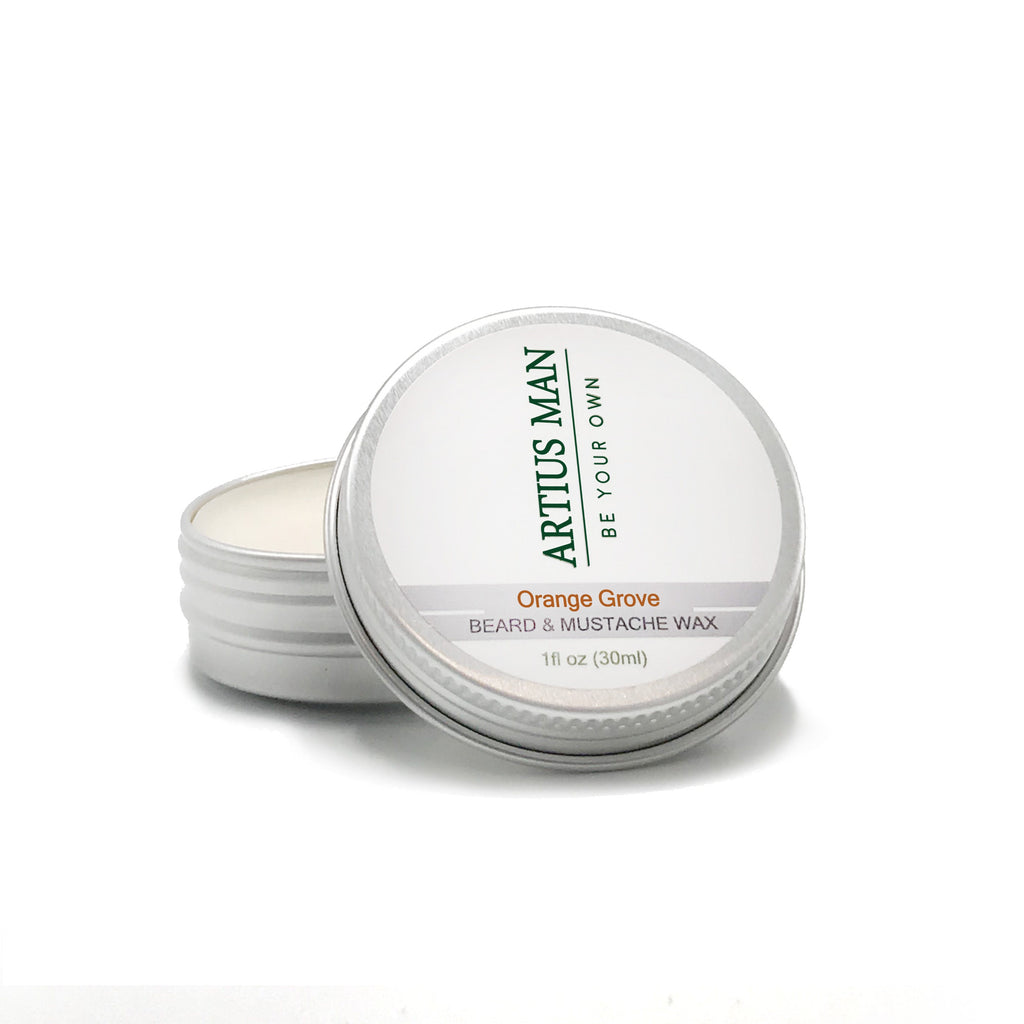 Orange Grove Beard Wax - Artius Man
