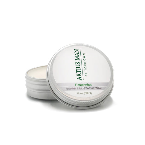 Restoration Beard Wax - Artius Man