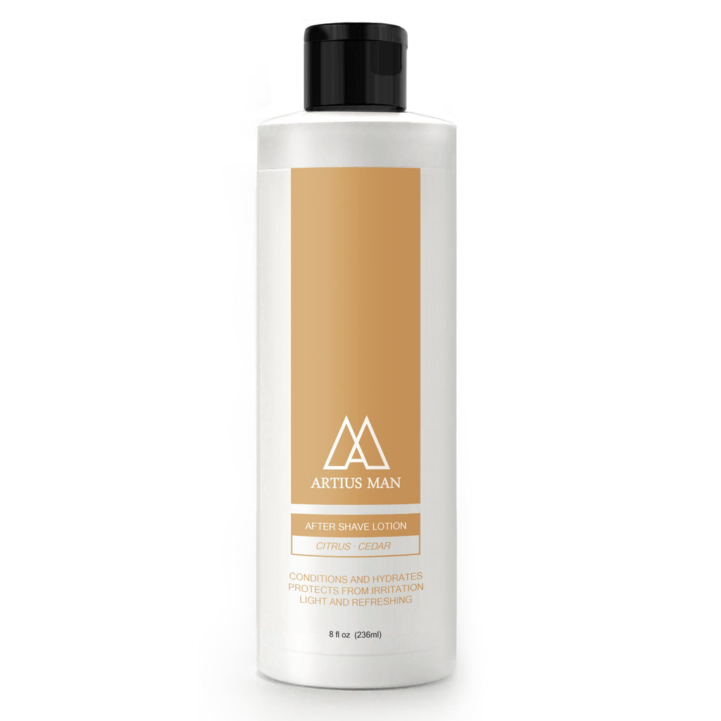 After Shave Lotion - Citrus Cedar