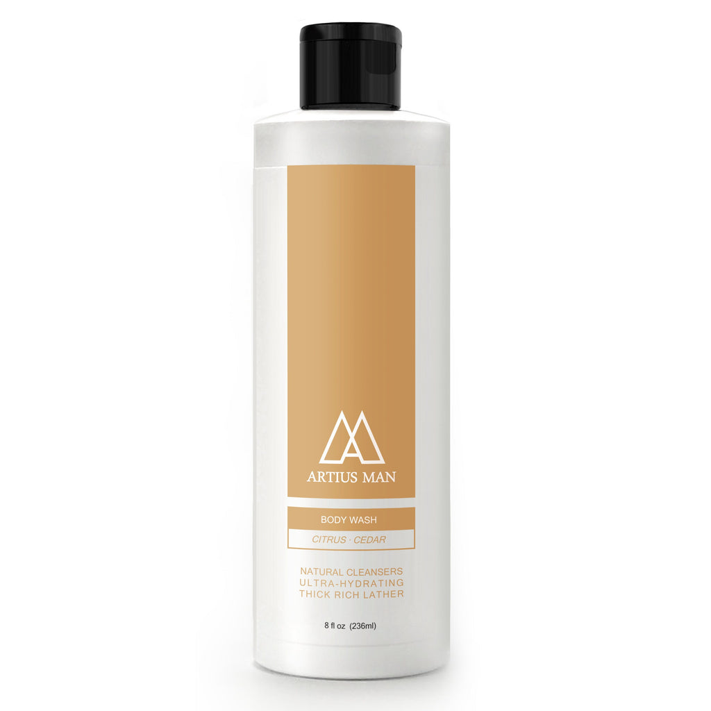 Power Body Wash - Citrus Cedar