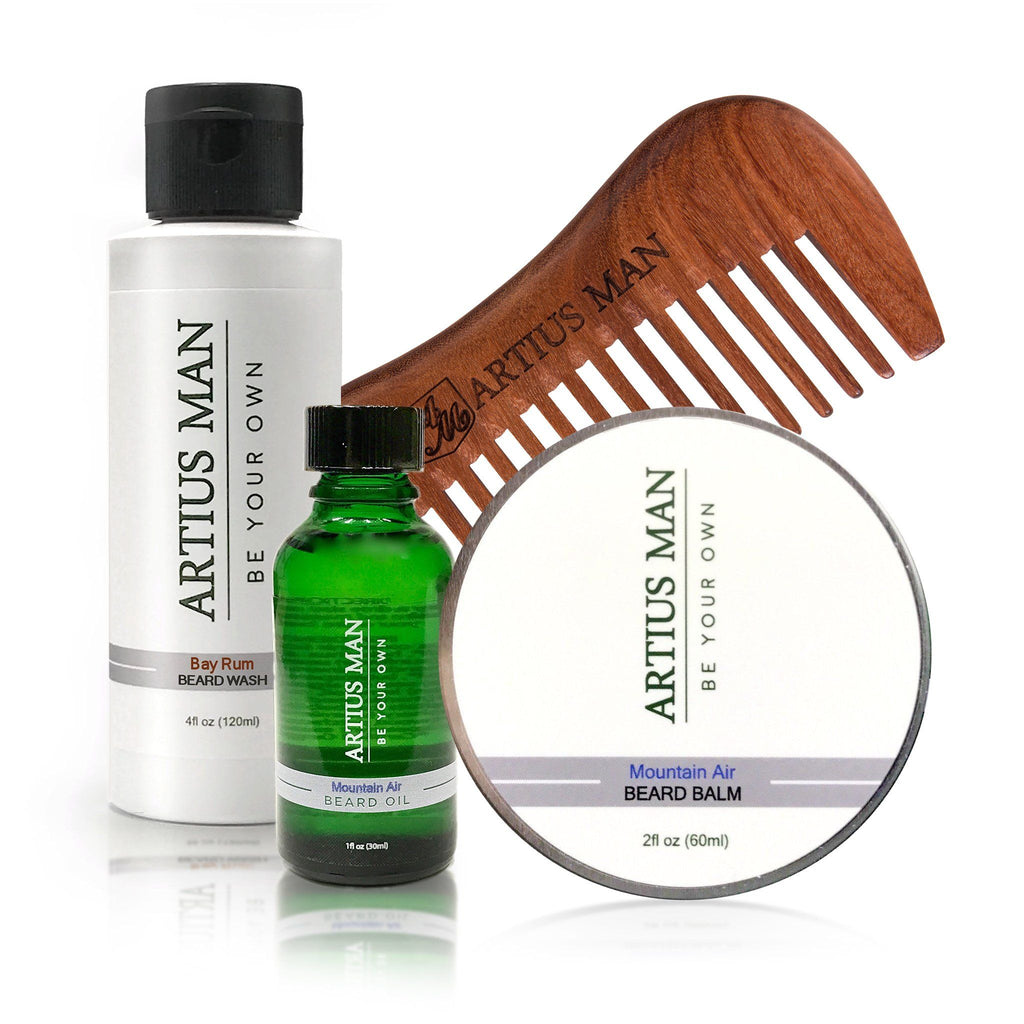 Beard Care Starter Kit - Artius Man