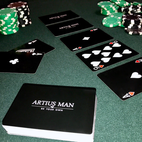 Premium Playing Cards - Artius Man