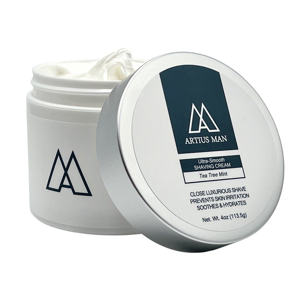 Tea Tree Mint Ultra-Smooth Shaving Cream